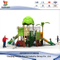 Parco divertimenti Outdoor Playsets Tree House per bambini